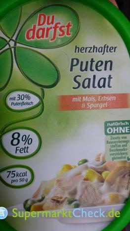 Foto von Du Darfst Puten Salat