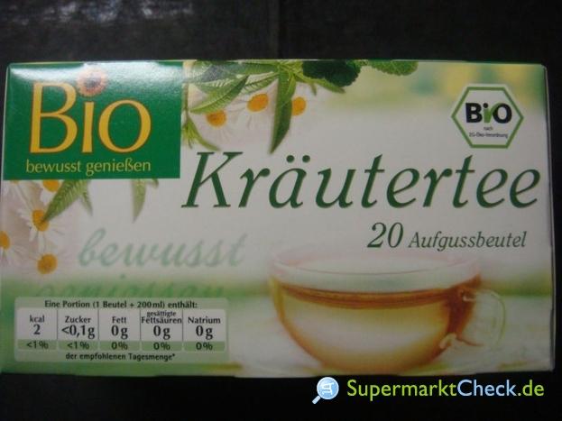 Foto von Bio Netto Kräutertee