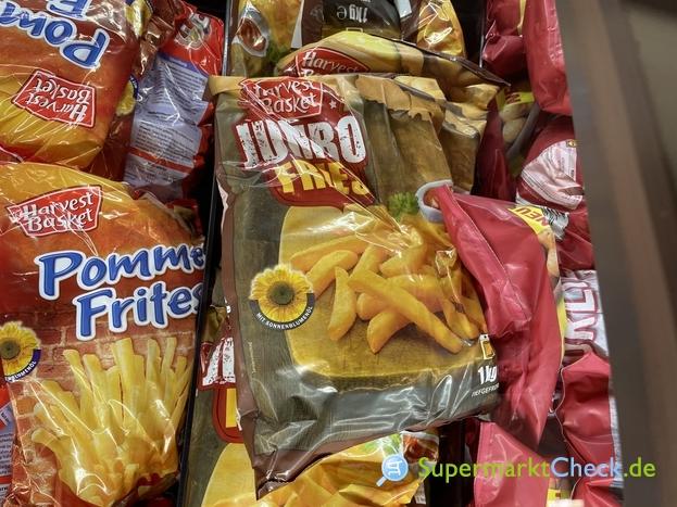 Foto von Harvest Basket Jumbo Fries