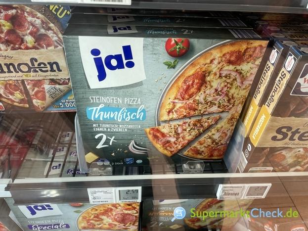 Foto von Ja! Steinofen Pizza