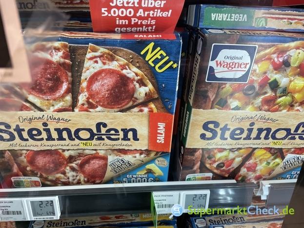 Foto von Original Wagner Steinofen Pizza