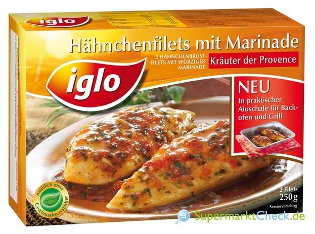 Foto von Iglo Hähnchen-Filets