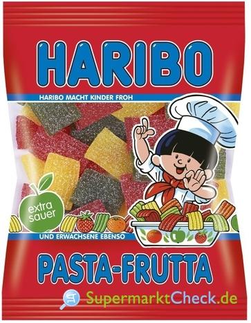 Foto von Haribo Pasta Frutta
