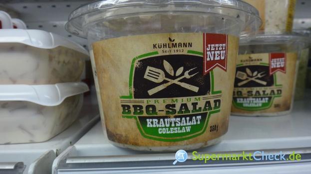 Foto von Kühlmann BBQ Salat Krautsalat Coleslaw