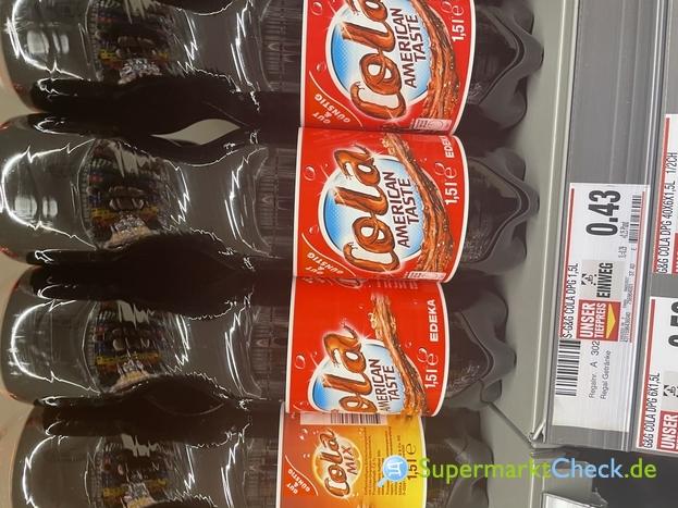 Foto von Gut & Günstig Cola American Taste
