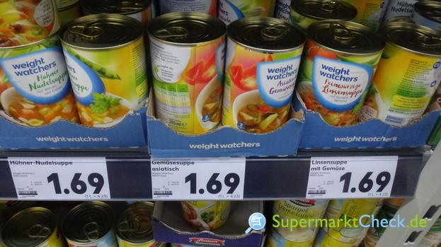 Foto von Weight Watchers  Asiatische Gemüsesuppe