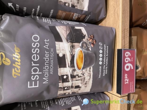 Foto von Tchibo Espresso