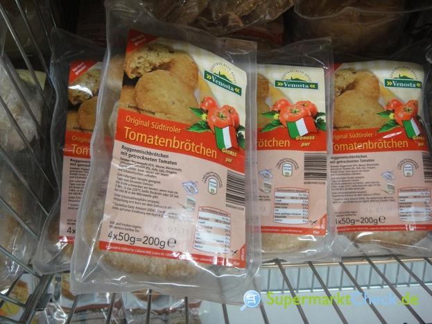 Foto von Venosta Original Südtiroler Tomatenbrötchen