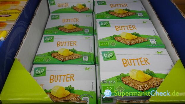 Foto von Aldi Süd bio Butter
