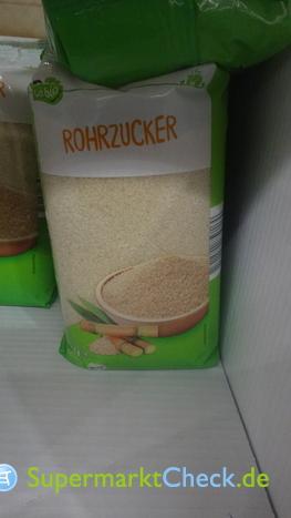 Foto von Gut Bio Rohrzucker