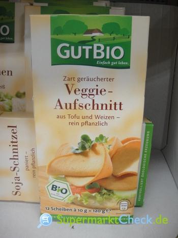 Foto von Gut Bio Veggie Aufschitt