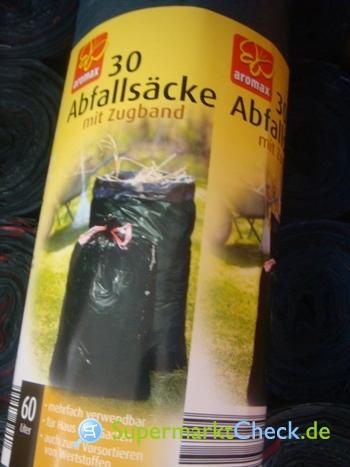Foto von aromax Abfallsäcke
