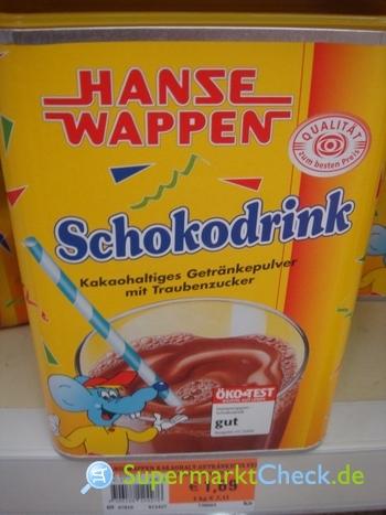Foto von Hansewappen Schokodrink