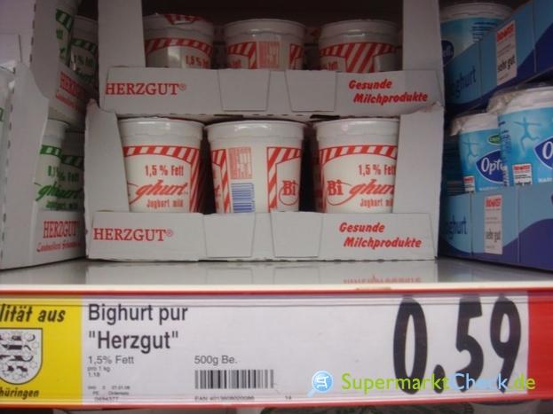 Foto von Herzgut Naturjoghurt