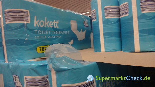 Foto von Kokett Toilettenpapier