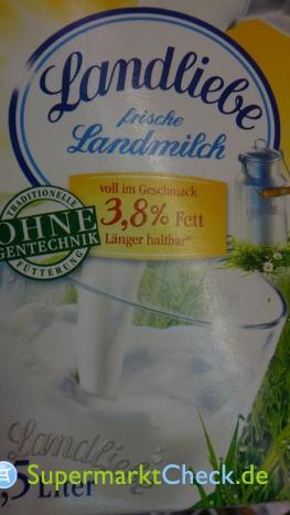 Foto von Landliebe Frische Landmilch