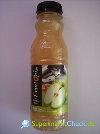 Foto von FruitOpia 100% Apfel
