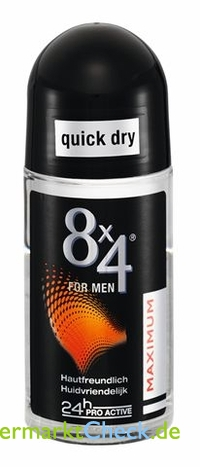 Foto von 8x4 Deo Roller for Men