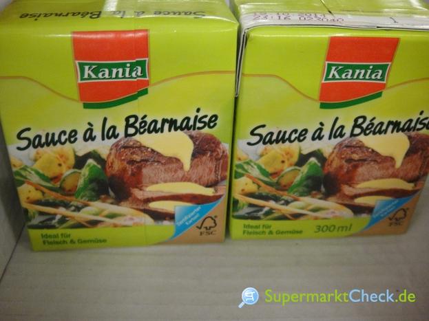 Foto von Kania Sauce a la Bearnaise