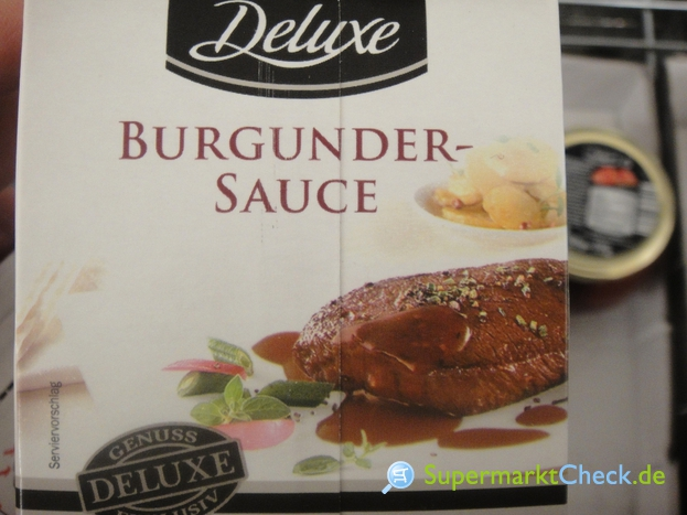 Foto von Deluxe Festtags Sauce