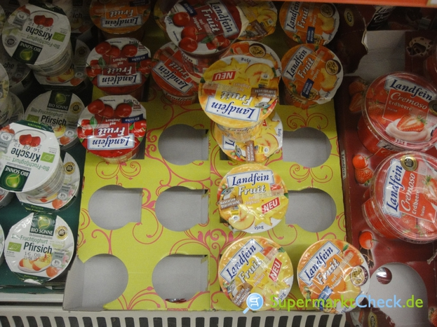 Foto von Landfein Fruit auf Joghurt