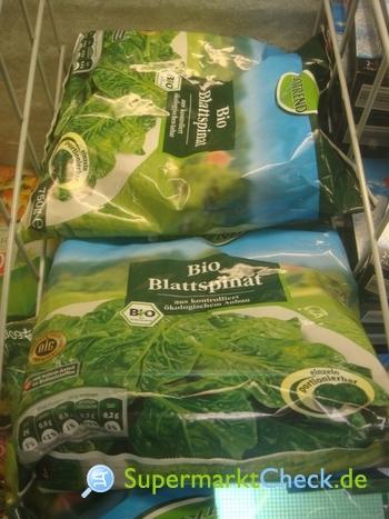Foto von Biotrend Bio Blattspinat