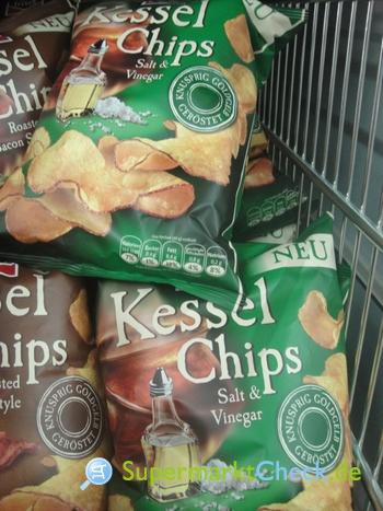 Foto von Funny Frisch Kessel Chips
