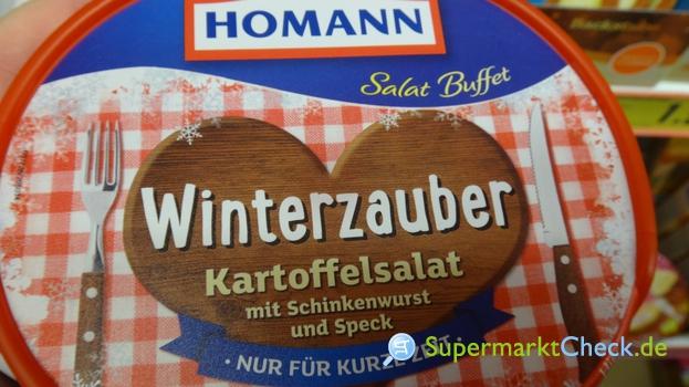 Foto von Homann Winterzauber Kartoffelsalat