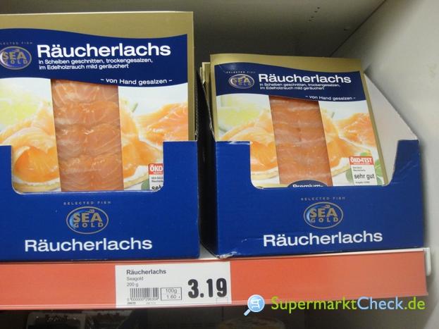 Foto von Sea Gold Räucherlachs