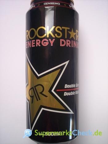 Foto von Rockstar Energy Drink