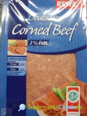 Corned Beef Rewe