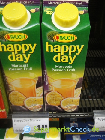 Foto von Rauch Happy Day