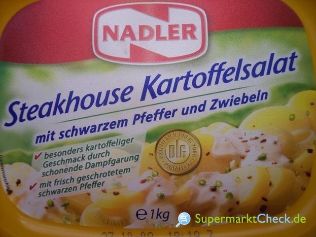 Foto von Nadler Steakhouse Kartoffelsalat