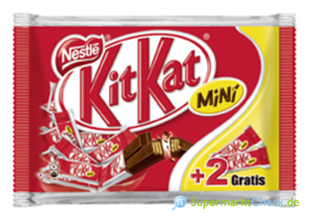Foto von Nestle Kit Kat Mini