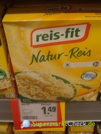 Foto von Kraft reis-fit Natur-Reis