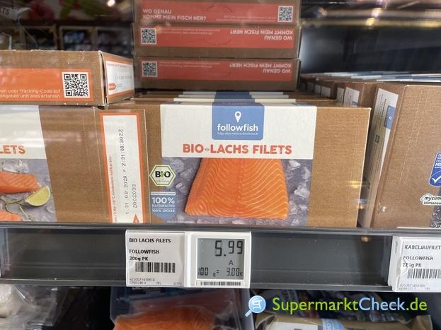 Foto von Followfish Bio-Lachs Filet