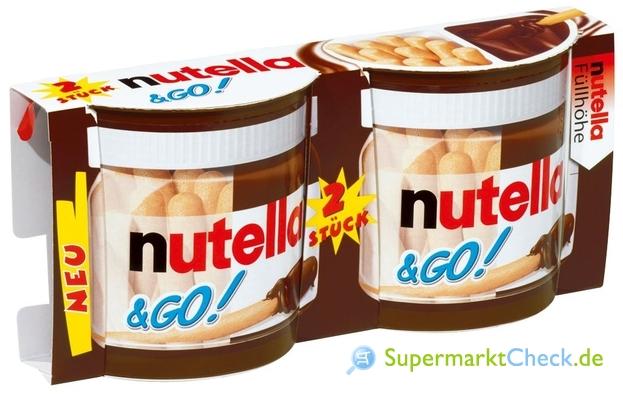 Foto von Nutella & Go