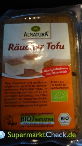 Foto von Alnatura Bio Räucher Tofu