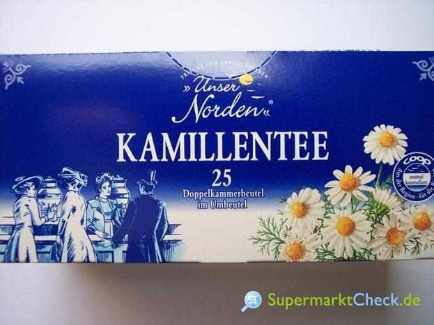 Foto von Unser Norden Kamillentee