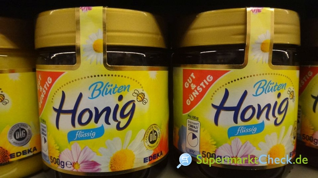 Foto von Gut & Günstig Blüten Honig