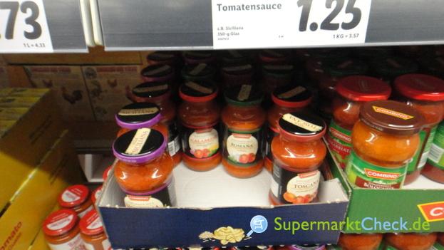 Foto von Combino Pasta Sauce Toskana