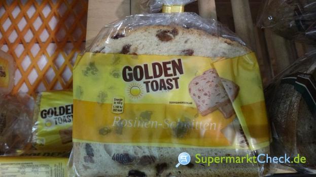 Foto von Golden Toast  Rosinenschnitten