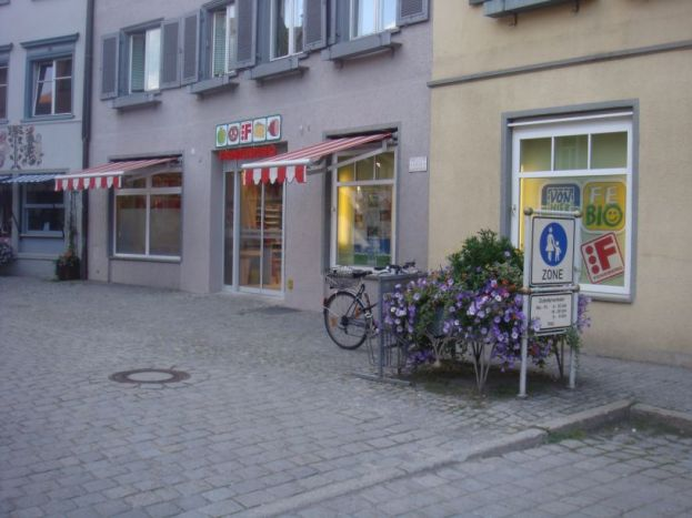 Foto von Feneberg Wangen, Spitalstraße in Wangen im Allgäu