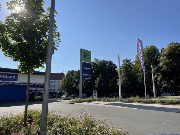Foto von denns Biomarkt Plauen, Friedensstraße
