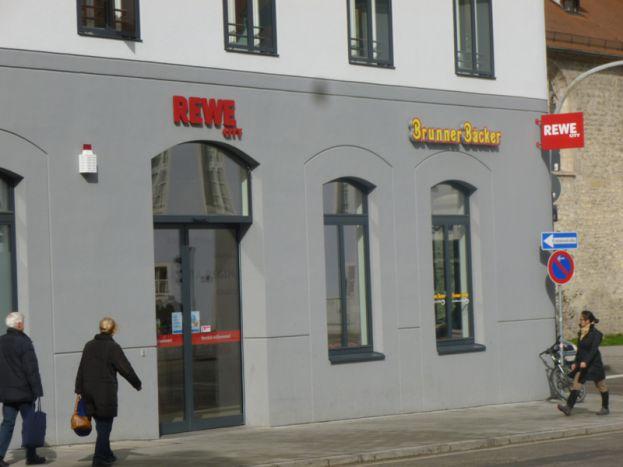 Rewe Dachauplatz Regensburg