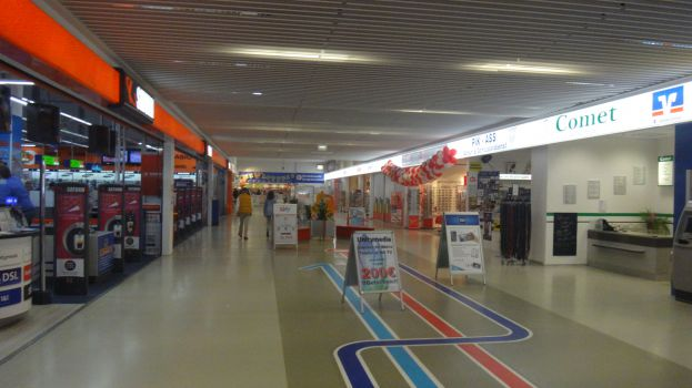Foto von real SB Warenhaus Gießen